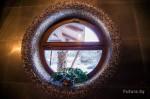 Деревянные окна из сосны,  дуба,  лиственницы.  ПВХ.