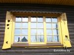 Окна пвх и деревянные окна из сосны,  дуба,  лиственницы