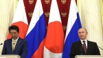 25-я встреча: Путин и Абэ подвели итоги переговоров в Кремле