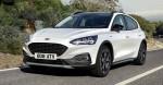 Ford презентовал внедорожные версии Focus Active и Focus Wagon
