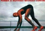 Pirelli, 25 лет назад, реклама «Власть ничто без контроля»