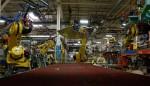 Автопроизводители стимулируют рост расходов на промышленных роботов