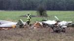 Два человека погибли при крушении легкомоторного самолета в Германии