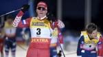 Лыжник Большунов завоевал золото на этапе Кубка мира в Италии