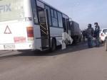 Массовое ДТП с участием автобуса и грузовика произошло на Кубани