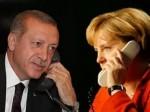 Меркель и Эрдоган провели телефонные переговоры по Сирии