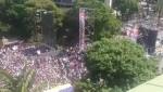 Митинг в поддержку Мадуро прошел в атмосфере праздника