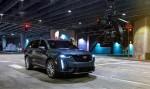 Мстители: режиссер эндшпиля за новым Cadillac XT6, готовым к съемке.