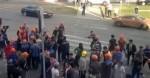 Очевидцы сообщили о массовой драке на западе Москвы
