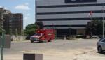 Персонал штаба UAW переехал после пожара