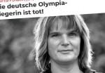 Скончалась золотая медалистка по плаванию Олимпийских Игр 1980 года в Москве