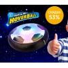 Hoverball - аэрофутбол.