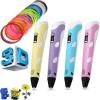 3d ручка 3d pen-2 с lcd дисплеем новая