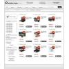 Шаблон для интернет магазина ShopCms на тему компьютеров