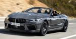BMW M8 купе 2020 года и кабриолет хорошо едут, и они чертовски быстры