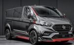 Ford Transit Connect получает потрясающую трансформацию класса люкс