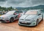Volkswagen Golf, два разовых в Вёртерзее