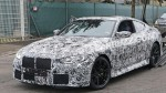 Это передний конец 2021 BMW M3