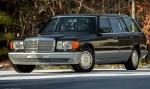 Это роскошный универсал S-класса, который Mercedes отказался делать