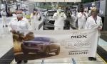 Начало производства Acura MDX 2022 года