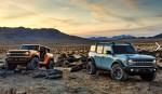 Прохладный гусеничный механизм Ford Bronco показывает что-то жизненно важное