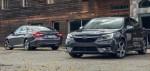 Субару Легаси 2020 против Хонда Аккорд 2019: Какой лучший семейный седан?