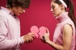 Типичные причины развода.