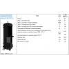 Аккумуляционная буферная  емкость drazice nad 1000 v4