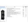 Аккумуляционная буферная  емкость drazice nado 750/140 v2