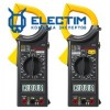 M266c токовые клещи цифровые mastech