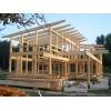 Строительство деревянных домов от 50 руб. /кв. м